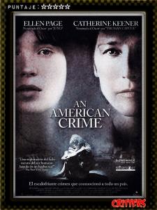 AN AMERICAN CRIME