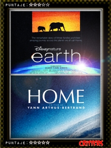 Earth vs Home