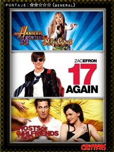 Hannah Montana, 17 Again, Los Fantasmas de mi Ex