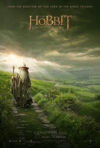 hobbit afiche
