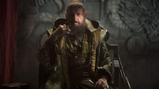 Ben Kingsley nearly steals the show as The Mandarin in Iron Man 3.