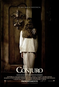 conjuro poster