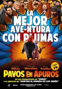 pavos poster