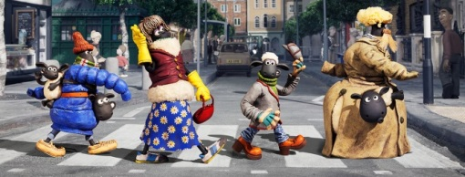 Shaun The Sheep Movie First Look Still